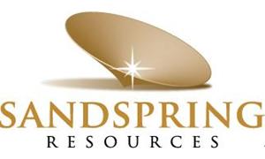 Sandspring resources logo